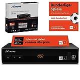 STRONG SRT 7806 Satelliten Receiver für HD Plus inkl. HD+...