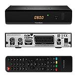 THOMSON THC301 HD Receiver für digitales Kabelfernsehen...