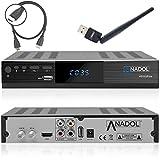 Anadol HD 222 Plus HD HDTV digitaler Satelliten-Receiver...
