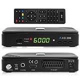 Anadol HD 200 HDTV digitaler Satelliten-Receiver mit (HDTV,...