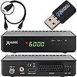 Anadol HD 200 Plus HD HDTV digitaler Satelliten-Receiver...